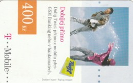 PREPAID PHONE CARD REPUBBLICA CECA - T MOBILE (PK2175 - Tsjechië