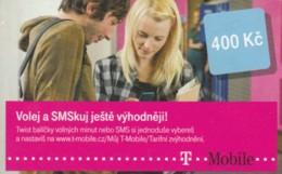 PREPAID PHONE CARD REPUBBLICA CECA - T MOBILE (PK2176 - Tsjechië