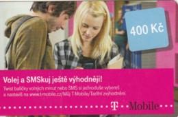 PREPAID PHONE CARD REPUBBLICA CECA - T MOBILE (PK2177 - Tsjechië