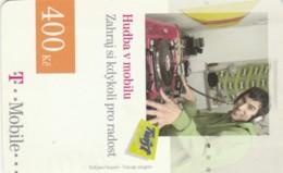 PREPAID PHONE CARD REPUBBLICA CECA - T MOBILE (PK2178 - Tsjechië