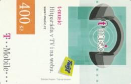 PREPAID PHONE CARD REPUBBLICA CECA - T MOBILE (PK2183 - Tsjechië