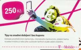 PREPAID PHONE CARD REPUBBLICA CECA - T MOBILE (PK2185 - Tsjechië