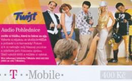 PREPAID PHONE CARD REPUBBLICA CECA - T MOBILE (PK2188 - Tsjechië