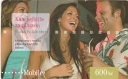 PREPAID PHONE CARD REPUBBLICA CECA - T MOBILE (PK2190 - Tsjechië