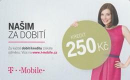 PREPAID PHONE CARD REPUBBLICA CECA - T MOBILE (PK2192 - Tsjechië