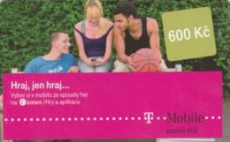 PREPAID PHONE CARD REPUBBLICA CECA - T MOBILE (PK2202 - Tsjechië