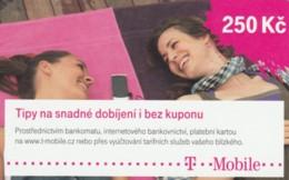 PREPAID PHONE CARD REPUBBLICA CECA - T MOBILE (PK2205 - Tsjechië
