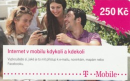 PREPAID PHONE CARD REPUBBLICA CECA - T MOBILE (PK2206 - Tsjechië