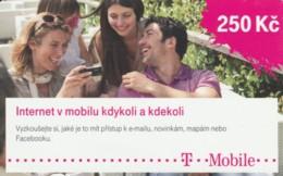 PREPAID PHONE CARD REPUBBLICA CECA - T MOBILE (PK2207 - Tsjechië