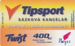 PREPAID PHONE CARD REPUBBLICA CECA  (PK2214 - Tsjechië