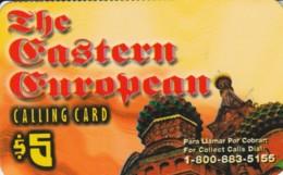 PREPAID PHONE CARD STATI UNITI (PK2217 - Andere