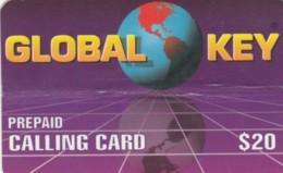 PREPAID PHONE CARD STATI UNITI (PK2220 - Andere