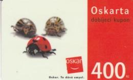 PREPAID PHONE CARD REPUBBLICA CECA  (PK2226 - Tsjechië