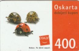 PREPAID PHONE CARD REPUBBLICA CECA  (PK2227 - Tsjechië