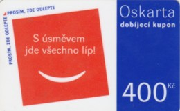 PREPAID PHONE CARD REPUBBLICA CECA  (PK2230 - Tsjechië