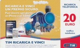 RICARICA- ITALIA TIM (PK2302 - [2] Sim Cards, Prepaid & Refills