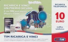 RICARICA- ITALIA TIM (PK2311 - [2] Sim Cards, Prepaid & Refills