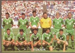 Ireland  ** & Postal,  Irish National Football Team, Portuguese Issue (8887) - Irland
