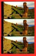 NATIONS-UNIES - 2007 - NEUFS** LUXE/MNH - LOT DE 3 CARNETS DE PRESTIGE COMPLETS - 3 BUREAUX - BOOKLETS - Gemeinschaftsausgaben New York/Genf/Wien