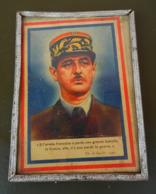 Cadre Portrait Du Général De Gaulle WW2 - 1939-45