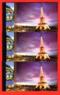 NATIONS-UNIES - 2006 - NEUFS** LUXE/MNH - LOT DE 3 CARNETS DE PRESTIGE COMPLETS - 3 BUREAUX - BOOKLETS - Gemeinschaftsausgaben New York/Genf/Wien