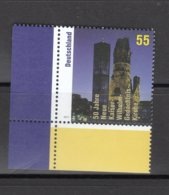 Deutschland BRD **   2898 Kaiser Wilhelm Gedächtniskirche Erstausgabe 10.11.2011 - BRD