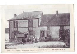 VILLENEUVE RENNEVILLE CHEVIGNY (51) Maison Cousin Camion Animation - Sonstige Gemeinden