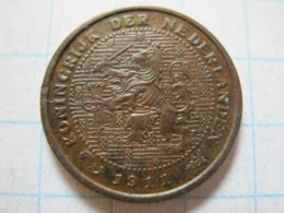 ½  Cent 1911 - 0.5 Cent