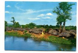 ANGOLA - AK 361710 Zenza - Uma Sanzala - Angola
