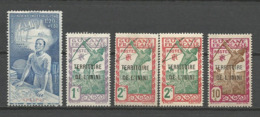 LOT ININI NEUF * CHARNIERE - Inini (1932-1947)