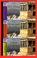 NATIONS-UNIES - 2004 - NEUFS** LUXE/MNH - LOT DE 3 CARNETS DE PRESTIGE COMPLETS - 3 BUREAUX - BOOKLETS - Gemeinschaftsausgaben New York/Genf/Wien