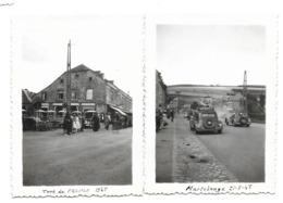 Tour De France à Martelange 1948 Cyclisme Oldtimer Photo 9x6 - Sports