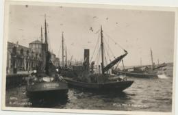 75-875 Ship At Fish Market Lerwick - Barcos
