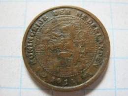 ½  Cent 1914 - 0.5 Cent