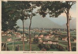 Lombardia - Bergamo - Bratto E Dorga - Panorama - Alt. M. 1036 - - Bergamo