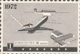 EUROCONTROL UAC MAASTRICHT 1 Maart 1972 - Flugwesen