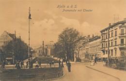 XD.487.  Halle A. D. S. - Halle (Saale)