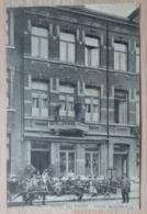 Saint Trond / Sint-Truiden - Hôtel Du Phare - Prop: Mourmaux - Attelage - Ed: De Graeve - Circulé - Voir 2 Scans - Sint-Truiden