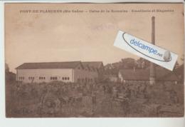 PONT-de-PLANCHES : Usine De La Romaine,Emaillerie Et Magasins. édit Meignard. - Non Classés
