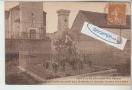 PONT-de-PLANCHES : Monument Aux Morts. édit Meignard. - Non Classés