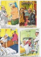 4 CPSM D'Ordner Sur La Médecine - HUM 63 - Ordner, P.