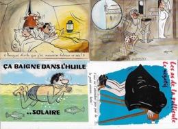 4 CPSM D' ALEXANDRE - HUM 66 - Alexandre