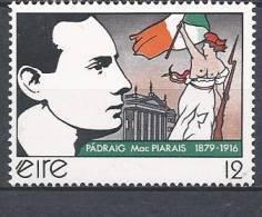 Irlande 1979 N°411 Neuf ** Centenaire De La Naissance De Patrick Pearse - 1949-... République D'Irlande