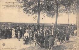 Thème:    Métier.  Douanier. Frontière A Mars La Tour Gendarmes Français Et Allemands          (Voir Scan) - Police - Gendarmerie