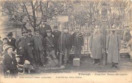 Thème:    Métier.  Douanier. Frontière A Villerupt  Gendarmes Français Et Allemands          (Voir Scan) - Police - Gendarmerie
