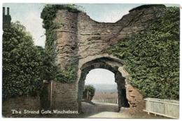 WINCHELSEA : THE STRAND GATE - Rye