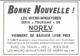 """PUB   """" NOREV """"  1963 ( 2 ) - Sonstige"""