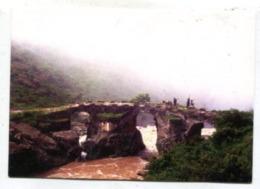 ETHOPIA - AK 361729 The Portugese Bridge Near Debre Libanos - Etiopía