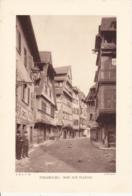 Grande Photo (Phototypie, Héliogravure) - F.M.C. I-18 /  STRASBOURG : BAIN AUX PLANTES - Cliché BRAUN - Photos