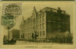 POLAND - HINDENBURG O.S. /  Zabrze - ZEDILTZSTRASSE - EDIT NEUMANNS - COMMISION DE GOUVERNEMENT - 1922 (BG4439) - Poland